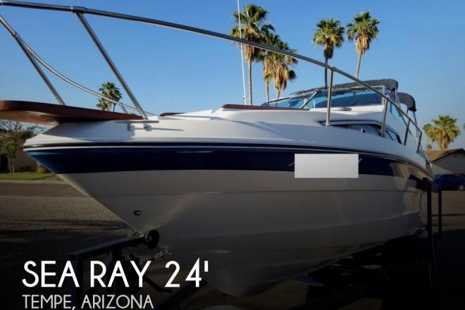 1989 Sea Ray 230 Weekender - For Sale at Tempe, AZ 85282 - ID 142360