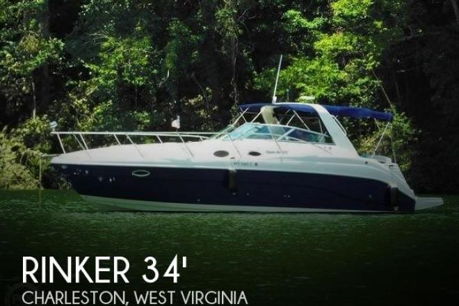 2004 Rinker 342 Fiesta Vee - For Sale at Sutton, WV 26601 - ID 154366