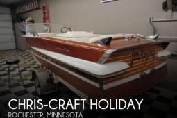 1964 Chris Craft Holiday