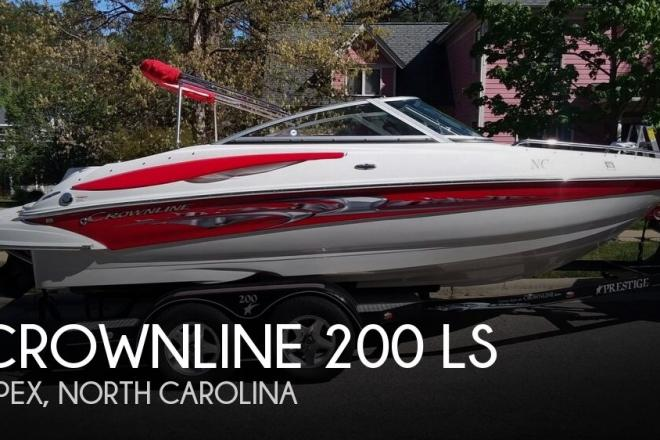 2009 Crownline 200 LS - For Sale at Apex, NC 27502 - ID 141759