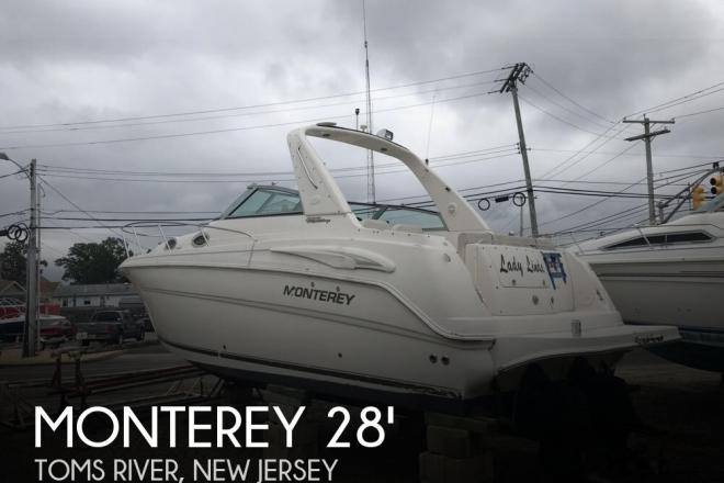 2004 Monterey 282 Cruiser - For Sale at Toms River, NJ 8756 - ID 145333