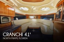 2006 Cranchi Endurance 41