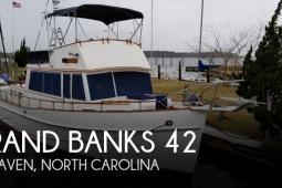 1981 Grand Banks 42