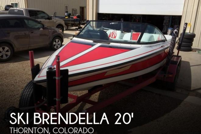 1993 Ski Brendella Pro Competition - For Sale at Thornton, CO 80241 - ID 140850