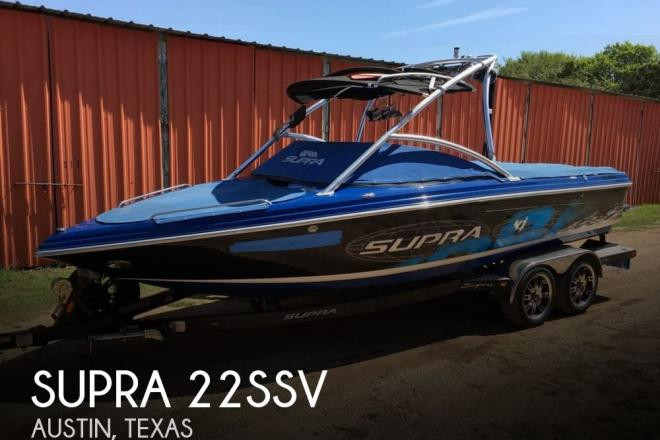 2008 Supra 22SSV - For Sale at Austin, TX 78726 - ID 140435