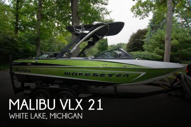 2014 Malibu VLX 21 - For Sale at White Lake, MI 48383 - ID 147873
