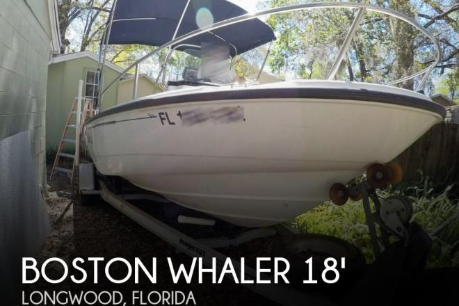 2003 Boston Whaler Dauntless 180 - For Sale at Longwood, FL 32750 - ID 139621