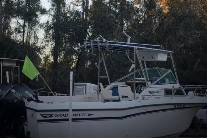 1988 Grady White Seafarer 22 - For Sale at Geneva, FL 32732 - ID 139199