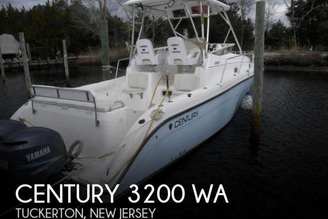 2005 Century 3200 WA - For Sale at Tuckerton, NJ 8087 - ID 138965