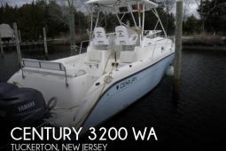 2005 Century 3200 WA
