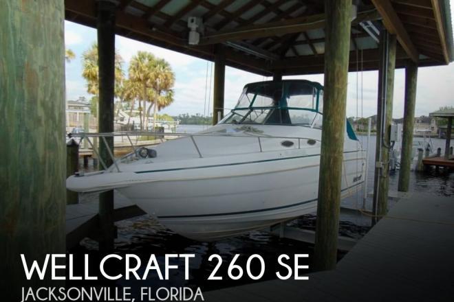 1998 Wellcraft 260 SE - For Sale at Jacksonville, FL 32201 - ID 139257