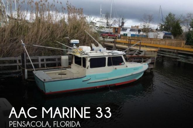 2012 AAC Marine 33 - For Sale at Pensacola, FL 32507 - ID 138815