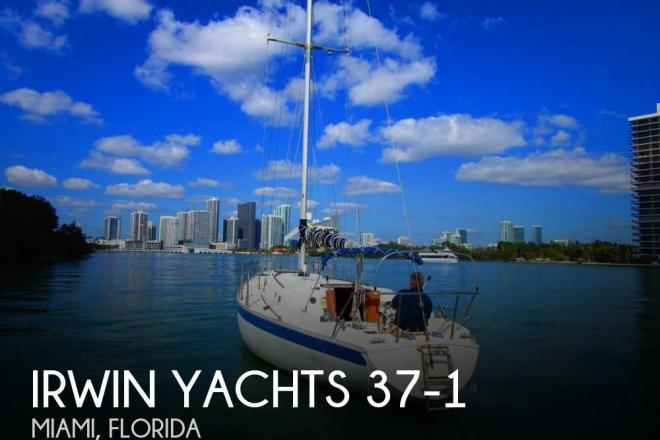 1973 Irwin 37-1 - For Sale at Miami Beach, FL 33141 - ID 137970