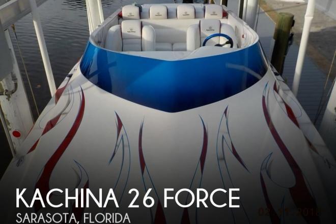 2005 Kachina 26 Force - For Sale at Sarasota, FL 34243 - ID 137957