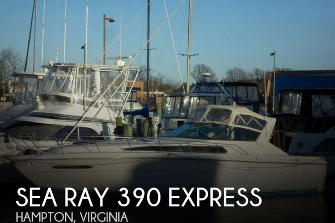1986 Sea Ray 390 Express - For Sale at Hampton, VA 23669 - ID 136494