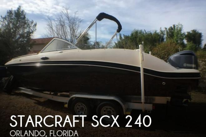 2013 Starcraft SCX 240 - For Sale at Orlando, FL 32835 - ID 139363