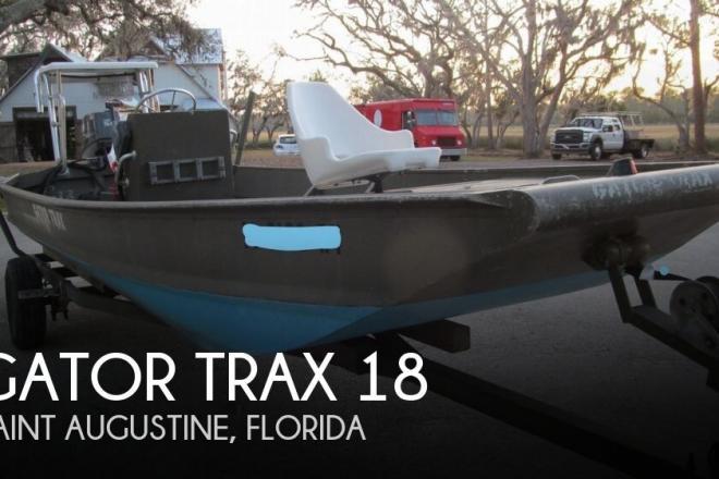 2007 Gator Trax 18 - For Sale at Saint Augustine, FL 32085 - ID 136382