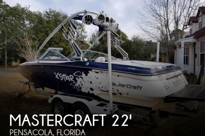 2007 Mastercraft 22 X STAR SS - For Sale at Pensacola, FL 32501 - ID 136018