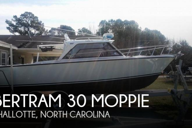 1966 Bertram 30 Moppie - For Sale at Shallotte, NC 28459 - ID 137684