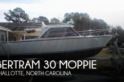 1966 Bertram 30 Moppie
