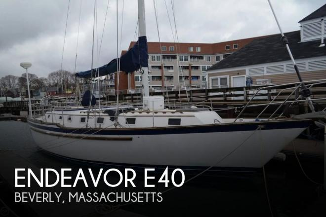1981 Endeavour E40 - For Sale at Beverly, MA 1915 - ID 135649