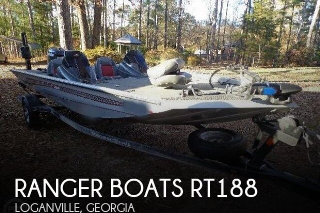 2017 Ranger RT188 - For Sale at Loganville, GA 30052 - ID 134870