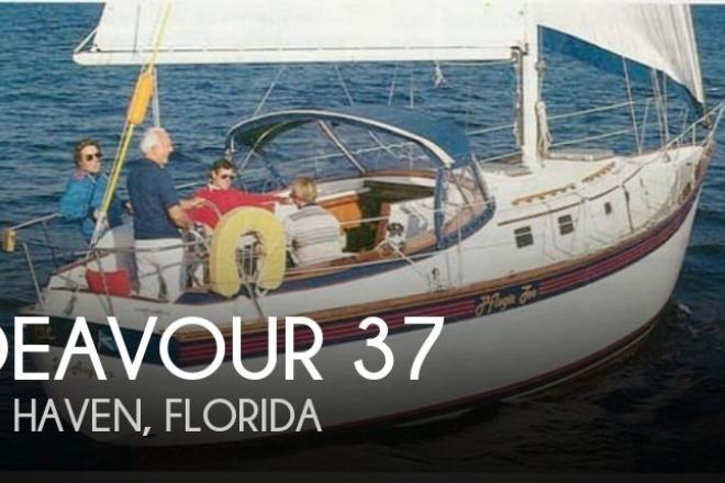 1977 Endeavour 37 - For Sale at Moore Haven, FL 33471 - ID 134804