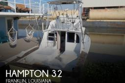 1977 Hampton 32