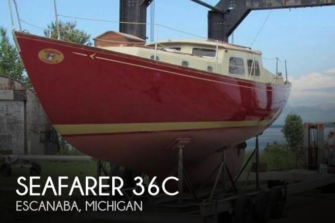 1965 Seafarer 36C - For Sale at Escanaba, MI 49829 - ID 134270