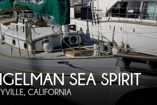 1969 Angelman Sea Spirit - For Sale at Emeryville, CA 94608 - ID 134229