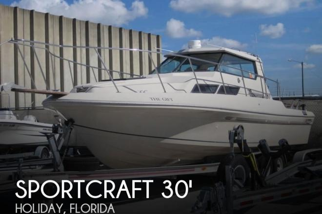 1985 Sportcraft 300 Offshore Sportfisherman - For Sale at Tarpon Springs, FL 34689 - ID 133977