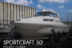 1985 Sportcraft 300 Offshore Sportfisherman
