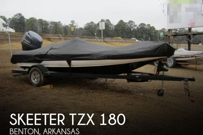 2014 Skeeter TZX 180 - For Sale at Conway, AR 72032 - ID 136056