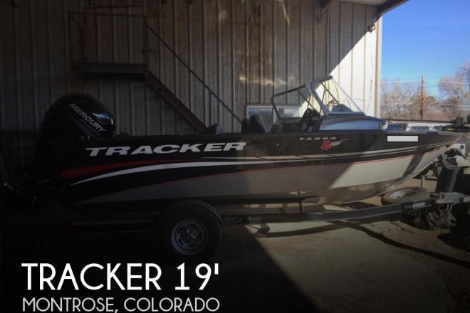 2014 Tracker Targa V-18 WT - For Sale at Montrose, CO 81401 - ID 133304