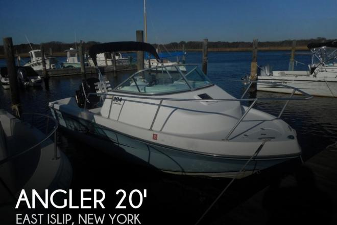 2008 Angler 204 Limited Edition - For Sale at East Islip, NY 11730 - ID 132929