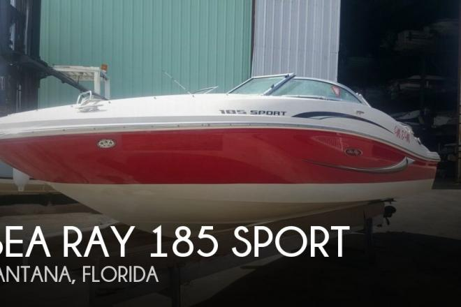 2008 Sea Ray 185 Sport - For Sale at Lantana, FL 33462 - ID 132158