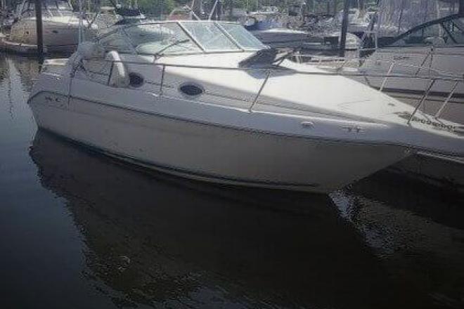 1995 Sea Ray 250 Sundancer - For Sale at Port Washington, NY 11050 - ID 131849