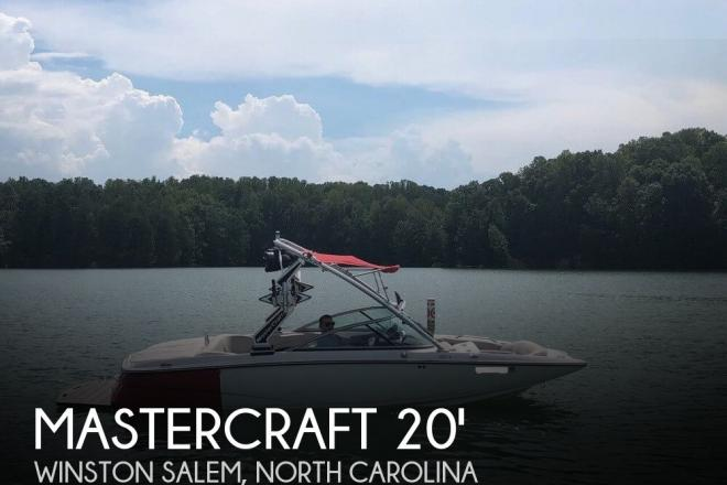 2007 Mastercraft Maristar 200 X2 - For Sale at Winston Salem, NC 27101 - ID 131541