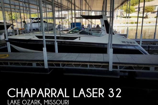 1989 Chaparral Laser 32 - For Sale at Lake of the Ozarks, MO 65049 - ID 131459