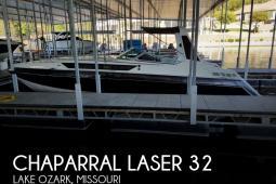 1989 Chaparral Laser 32
