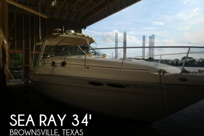 2002 Sea Ray 340 Sundancer - For Sale at Brownsville, TX 78521 - ID 131603