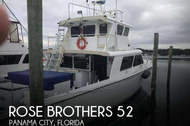 1980 Other 52 - For Sale at Panama City, FL 32411 - ID 131607