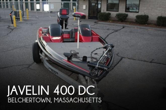 1998 Javelin 400 DC - For Sale at Belchertown, MA 1007 - ID 131044
