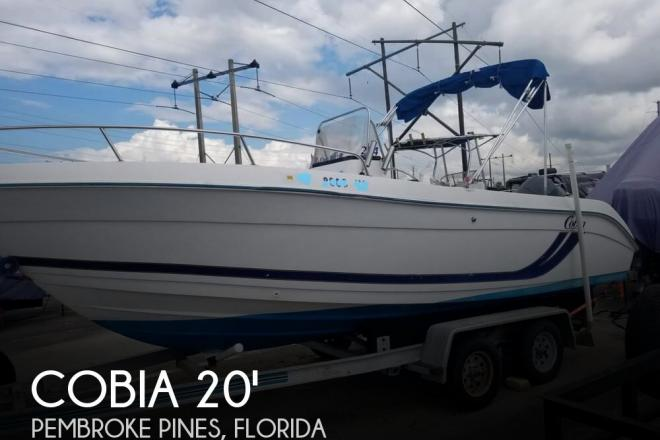 1999 Cobia 204 center console - For Sale at Pembroke Pines, FL 33082 - ID 131470