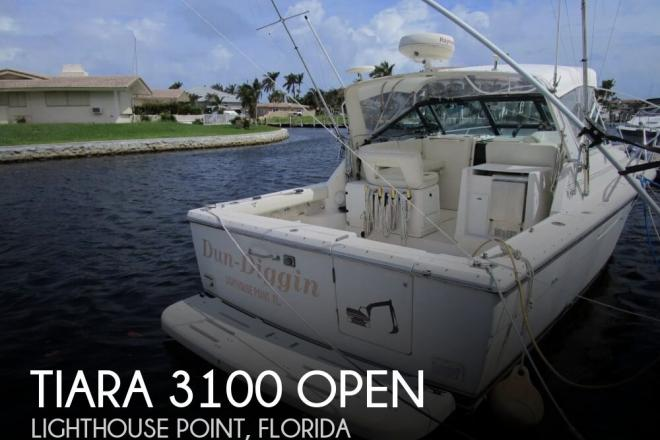 1993 Tiara 3100 Open - For Sale at Lighthouse Point, FL 33064 - ID 131609