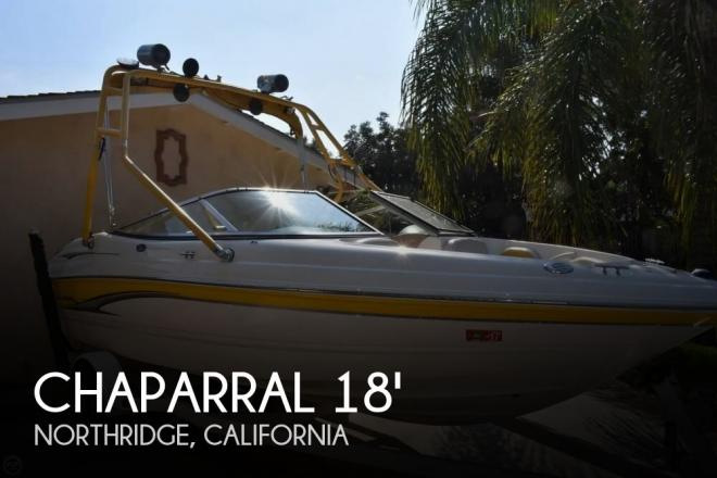 2003 Chaparral 183 SS STD - For Sale at Northridge, CA 91324 - ID 130507