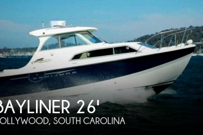 2007 Bayliner Discovery 246 EC - For Sale at Hollywood, SC 29449 - ID 130171