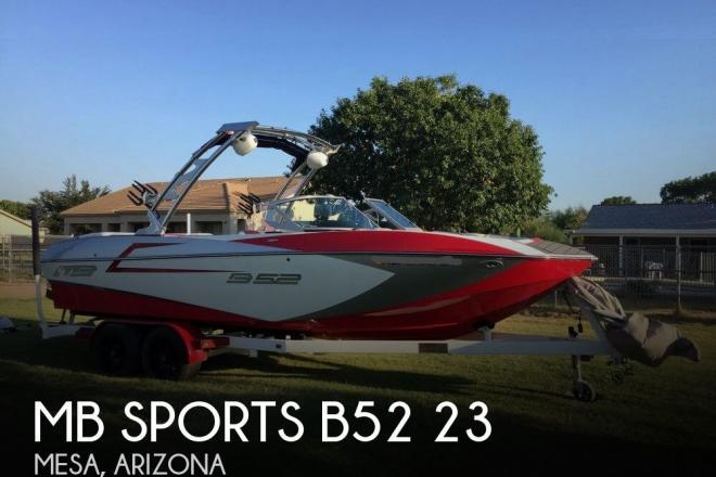 2015 MB Sports B52 23 - For Sale at Mesa, AZ 85212 - ID 130666