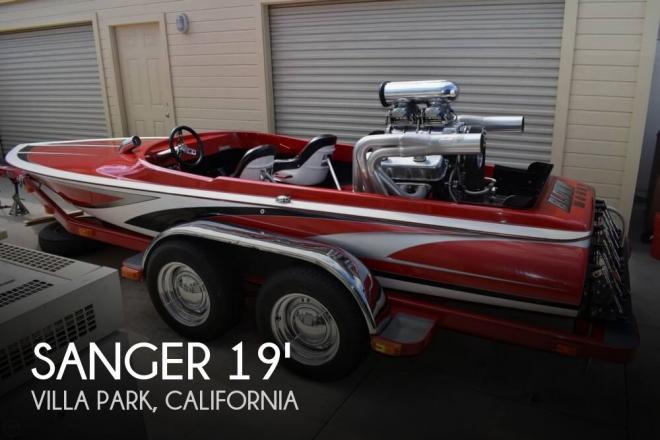 1972 Sanger Bubble Deck Flat Bottom 19 - For Sale at Villa Park, CA 92861 - ID 129609