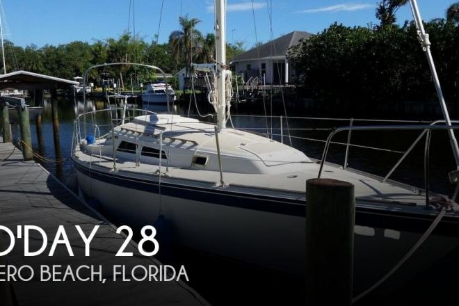 1979 O Day 28 - For Sale at Vero Beach, FL 32960 - ID 131512